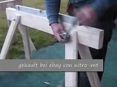 holzbock selber bauen zusammenbau holzb 246 cke arbeitsb 246 cke holzbock profi