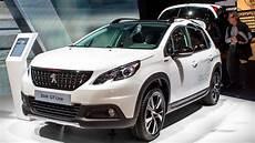 New Peugeot 2008 Gt Line Geneva Motor Show 2016 Hq