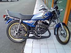 Variasi Motor Yamaha by Modifikasi Yamaha Rx King Modifikasi Variasi Freewaremini