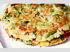 korean crisp vegetable pancake  pa jun_image