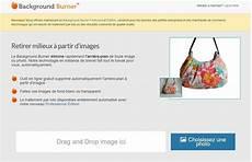supprimer fond image en ligne outil en ligne background burner supprime le fond des