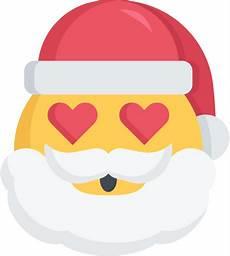 emoji santa icon