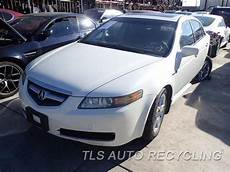 2004 Acura Tl Parts by Parting Out 2004 Acura Tl Stock 6475bl Tls Auto