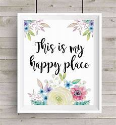craft room wall decor digital download this is my happy