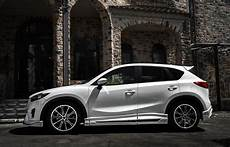 mazda cx 5 by rowen japan carz tuning