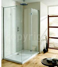 Simpsons Design Walk In Easy Access Shower With Hinged