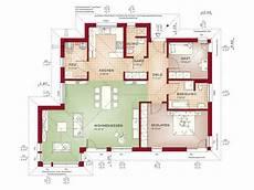 grundriss bungalow modern bungalow evolution 100 v6 bien zenker musterhaus net