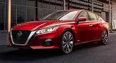 2019 nissan altima enters market with special edition one