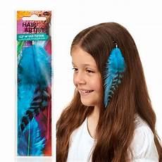 plume de cheveux plume bleue pour cheveux 224 3 55