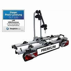 Auto Fahrradträger Anhängerkupplung - las fahrradtr 228 ger premium geeignet f 252 r 2 fahrr 228 der