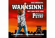 Wahnsinn Das Musical Edition Wolfgang Petry Auf Cd