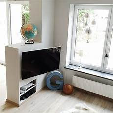 Wohnzimmer Update Fernseher Verstecken Alte Wohnungen