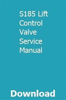 small engine repair manuals free download 1967 chevrolet camaro regenerative braking s185 lift control valve service manual kia optima circuit theory parts catalog