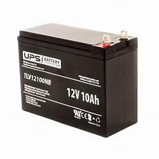 12v 10ah nut bolt battery sealed lead acid vrla