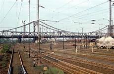 s und g halle die berliner br 252 cke am 08 05 1981 in halle s foto