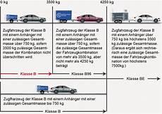 B Führerschein Anhänger - anh 228 ngerregelung pkw fahrschule allroad