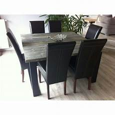 table salle a manger style industriel table a manger style industriel