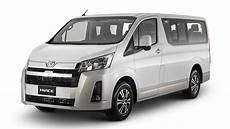toyota hiace 2019 2019 toyota hiace philippines price specs review