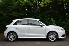 Audi A1 Sportback Gebraucht - used 2016 audi a1 sportback tdi s line for sale in west