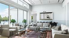 living room 3d rendering for el paso project ronen bekerman 3d architectural visualization