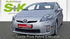 Toyota Prius Hybrid Executive 329269 Quot Autohaus S K