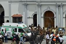 Korban Tewas Ledakan Bom Di Gereja Sri Lanka Sudah