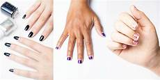 12 easy nail designs simple nail art ideas you can do