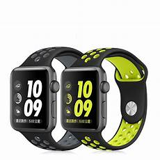 Breathable Silicone Band by New Breathable Silicone Sports Band For Apple 5 4