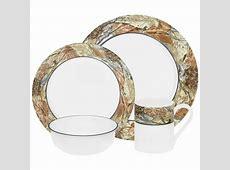 Corelle Livingware 16 Piece Dinnerware Set, South Beach