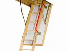 escalier escamotable ltk thermo contact fakro
