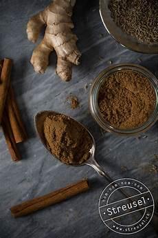 Lebkuchengewürz Selber Machen - lebkuchengew 252 rz rezept streusel