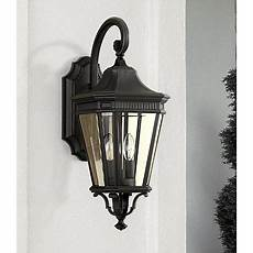 country cottage black motion sensor outdoor wall light h6924 ls plus black outdoor