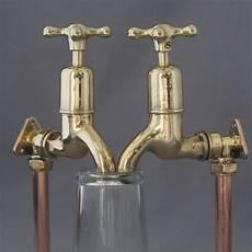 Bathroom Accessories Belfast by Vintage Brass Belfast Sink Taps Architectural Decor