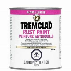 tremclad rust paint off white 946ml home depot canada ottawa
