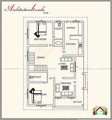 2000 sq ft house plans india 2000 square feet house plan with modern style elevation