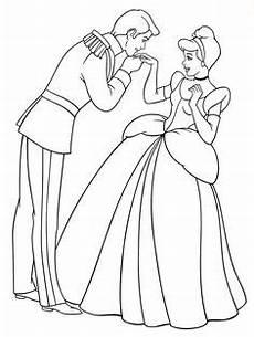 Kostenlose Malvorlagen Cinderella Ausmalbild Der Prinz Mag Cinderella Ausmalbilder