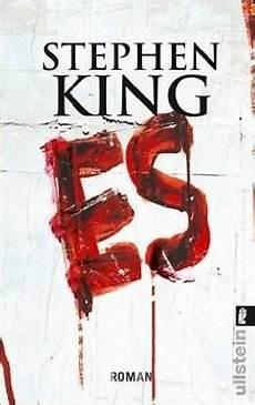 Es Stephen King Buch - stephen king es mit ganz bestimmten cover buch