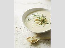 creamy cauliflower soup   ww friendly_image