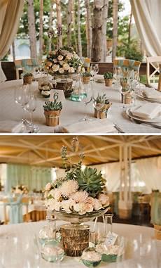 Hochzeits Tischdeko 40 Wundersch 246 Ne Ideen F 252 R Runde