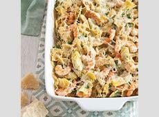 shrimp and artichoke casserole_image