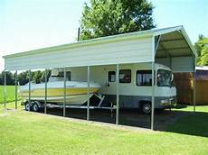 Mobile Garage Rv by Customizing Your Metal Garage Or Carport Aluminum Carports