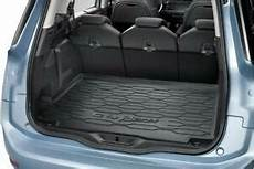 Citroen C4 Picasso Spacetou 5 Seat 2016 On Boot Liner
