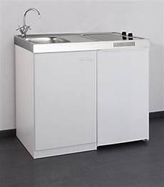 Miniküche Ohne Kühlschrank - mebasa mk0006 singlek 252 che minik 252 che 100 cm wei 223 mit duo