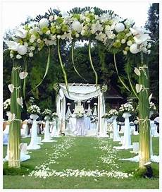 wedding decoration ideas outside 43 best outdoor wedding entrance ideas pink lover
