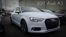 2017 Audi A3 S Line 2 0 L Turbocharged 4 Cylinder Review