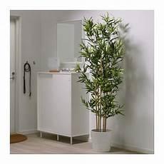 fausse plante salle de bain ikea fejka bamboo artificial potted plant plantes