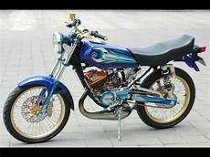 Rx Modif by Cah Gagah Modifikasi Motor Yamaha Rx King Knalpot