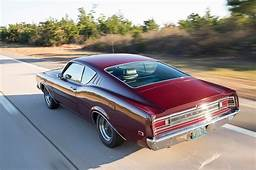 Rare 1969 Mercury Cyclone CJ Has Traveled From One End Of