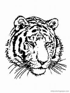 Malvorlagen Tiger Motor Tiger Animal Coloring Pages Coloring Home