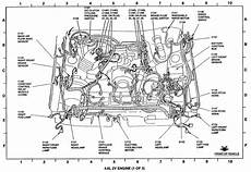 ground wire diagram 1999 mustang i a 1999 ford mustang gt 4 6 sohc the air conditioner compressor does not engage when the